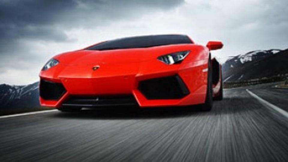2011 Lamborghini Aventador LP700-4