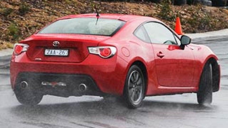 Toyota 86 shootout: 86 v Mazda MX-5 v Renault RS250