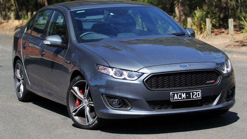2015 Ford Falcon XR8 Review: Power, In Spades… But?