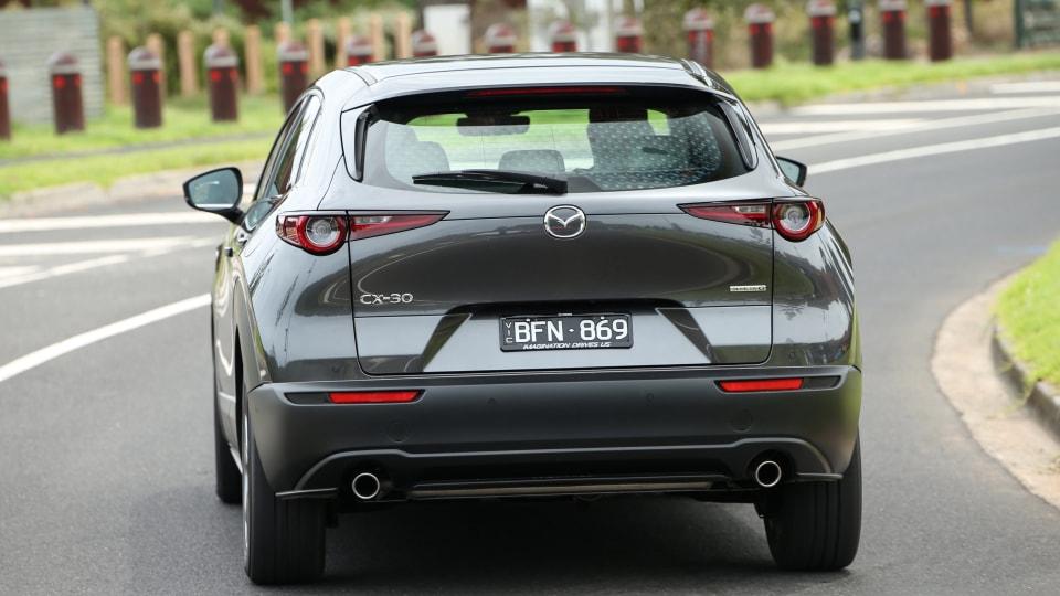 2020 Mazda CX-30 review: G25 Astina FWD-1