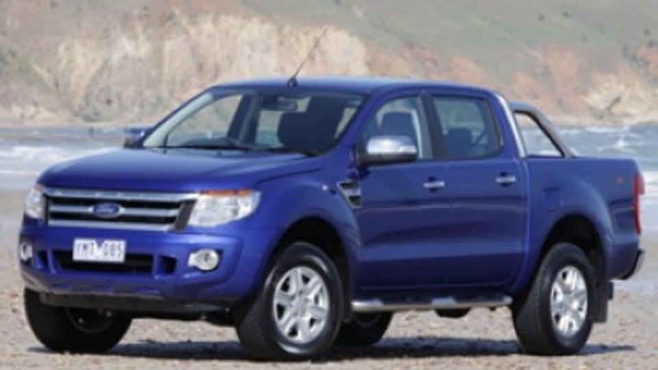 New Ford Ranger targets HiLux