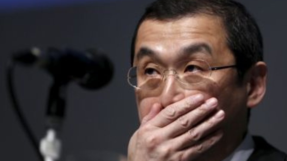 Takata boss apologises for deadly airbags