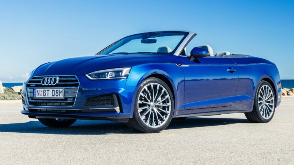 2018 Audi A5 Cabriolet First Drive REVIEW – Timeless Appeal With A Degree Of Liveability