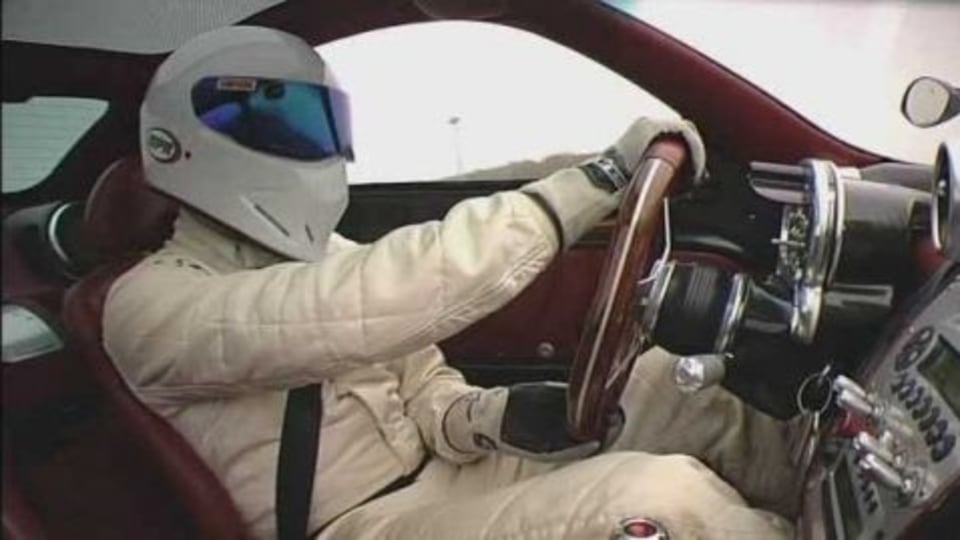 Stig Snapped Ahead Of Top Gear Australia Debut