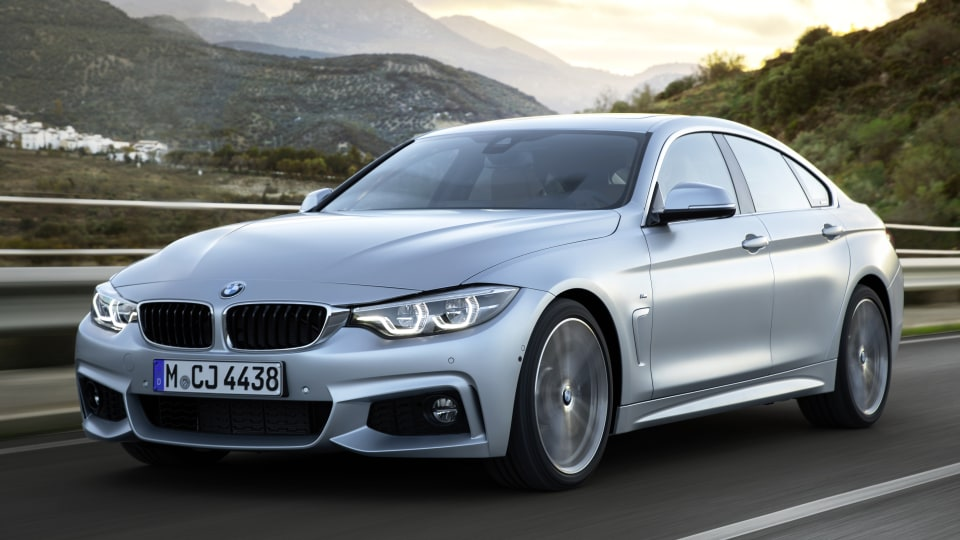 2017 BMW 440i Gran Coupe new car review