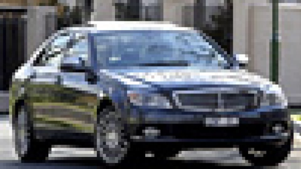 New C-Class aims to topple 3-Series