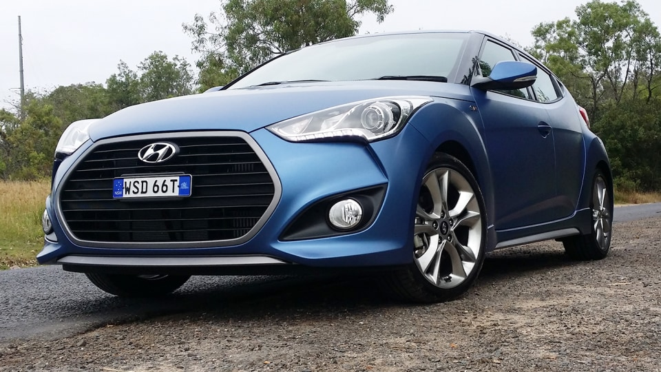 2015 Hyundai Veloster SR Turbo Review: The 'Stand Apart' Three-Door Coupe