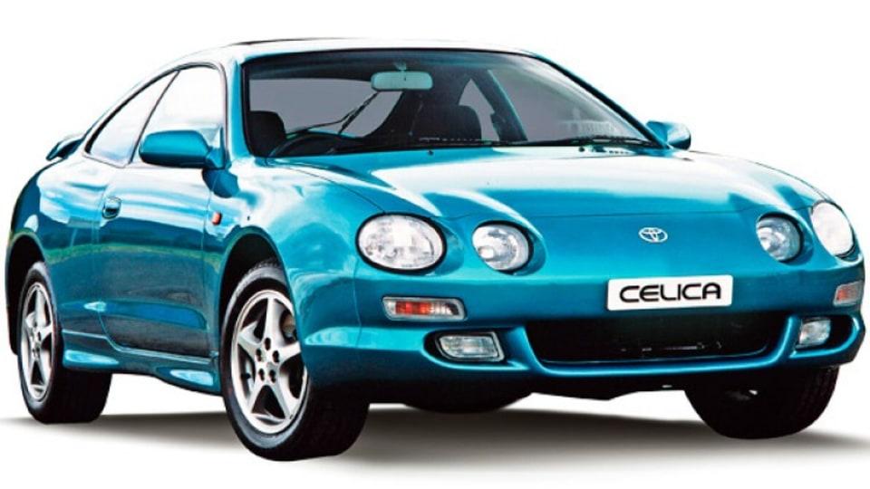 Toyota Celica 1994-99
