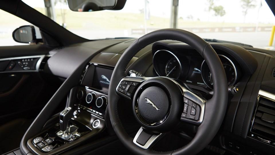 2018 Jaguar F-Type 2.0-litre