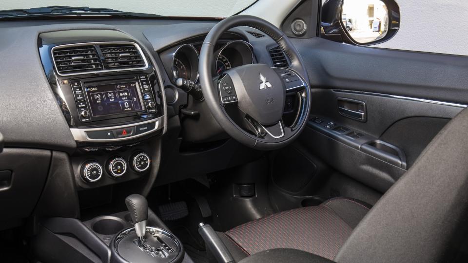 2017 Mitsubishi ASX LS.