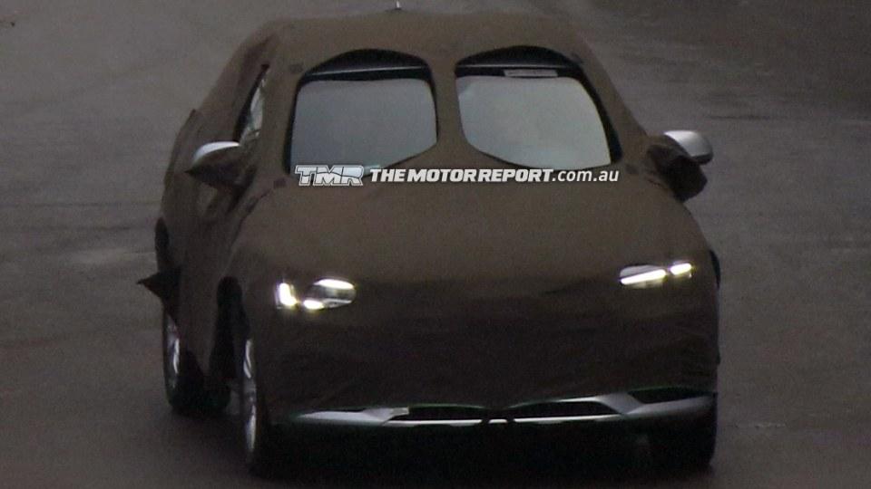 2015 Audi Q3 Update Spied