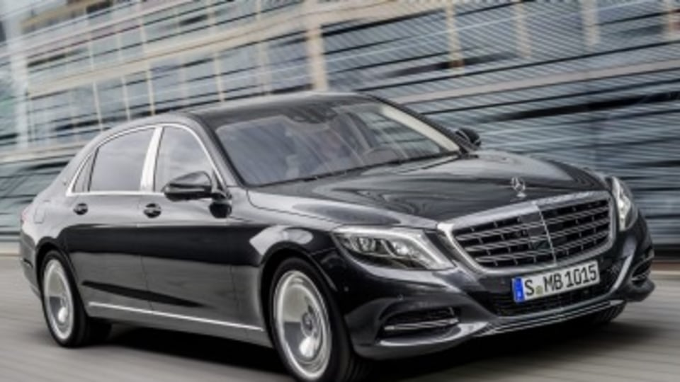 Mercedes-Maybach S600 first drive review