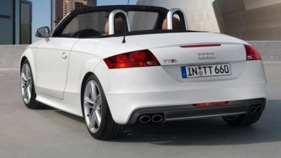 Audi TTS driving videos