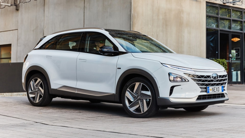 Drive Car of the Year Innovation Excellence 2021 Hyundai Nexo Hydrogen Fuel Cell Electric Vehicle (FCEV)