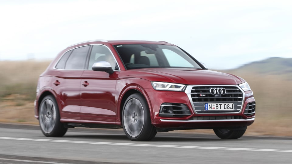 2017 Audi SQ5 3.0 TFSI new car review