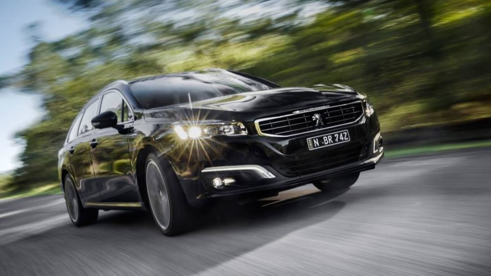 Peugeot 508 GT Updated For 2016 With New Engine, More Range, Less Power