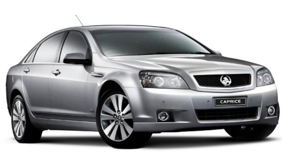 Holden Caprice VE Series II