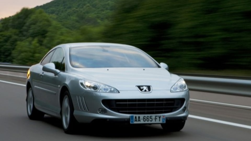 2010 Peugeot 407 Coupe Gets Two New Diesel Engines, More Power, More Economy