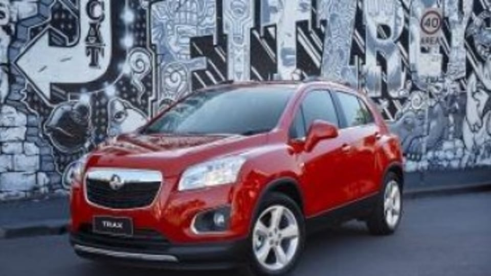 Holden has updated its Trax city SUV with a new turbo-powered range-topping LTZ variant