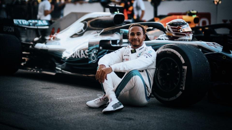 Motorsport: Hamilton champion-in-waiting after Suzuka triumph