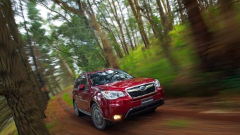 Subaru Forester 2.0D-S new car review