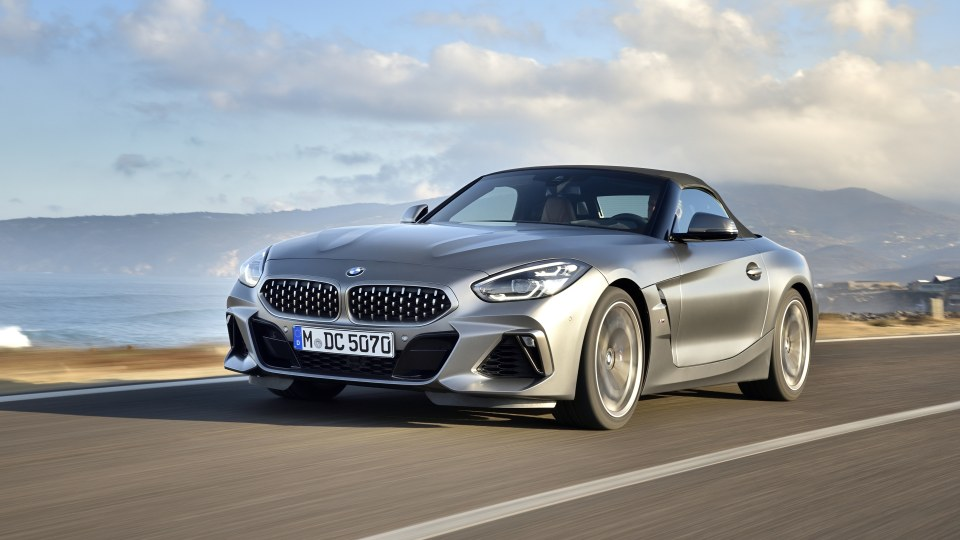 Australian prices, specs revealed for BMW Z4
