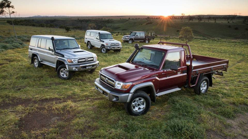 2021 Toyota LandCruiser 70 Series price and tech updates announced