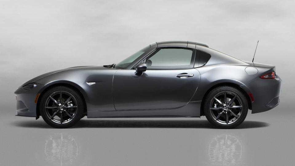 2017 Mazda MX-5 Retractable Fastback Revealed, In Australia Q1 2017