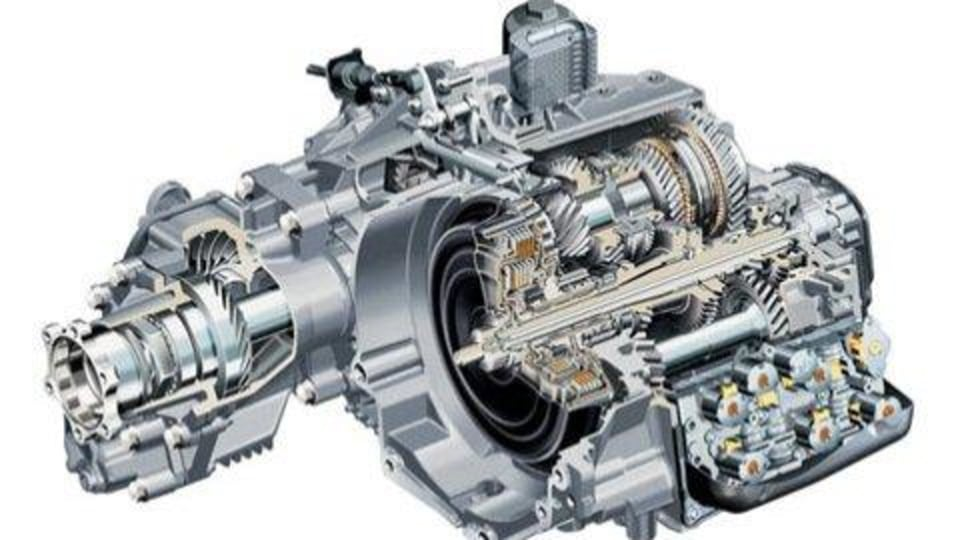 VW 7-Speed DSG gearbox