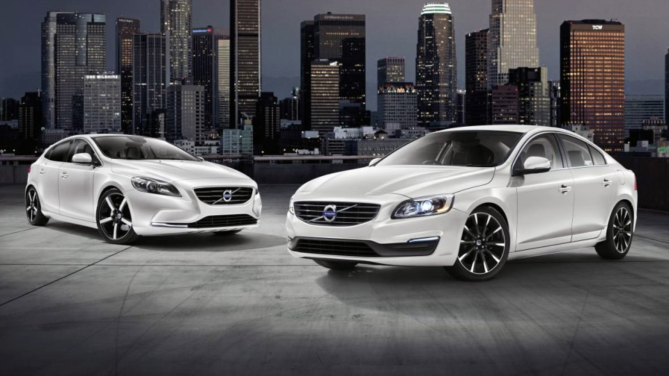 Volvo Celebrates V8 Supercar Launch Year With S60, V40 'Sprint' Specials