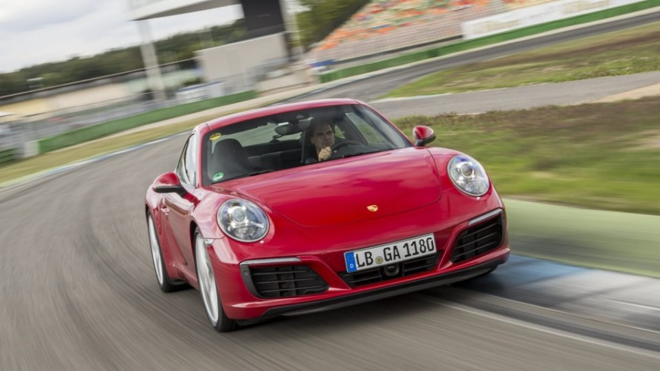 Porsche is now offering its 911 Carrera with a turbocharged engine for the first time