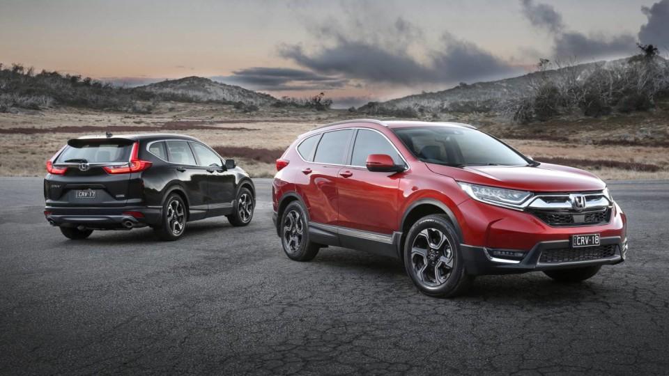 2018 Honda CR-V Review: The Sweet Spot