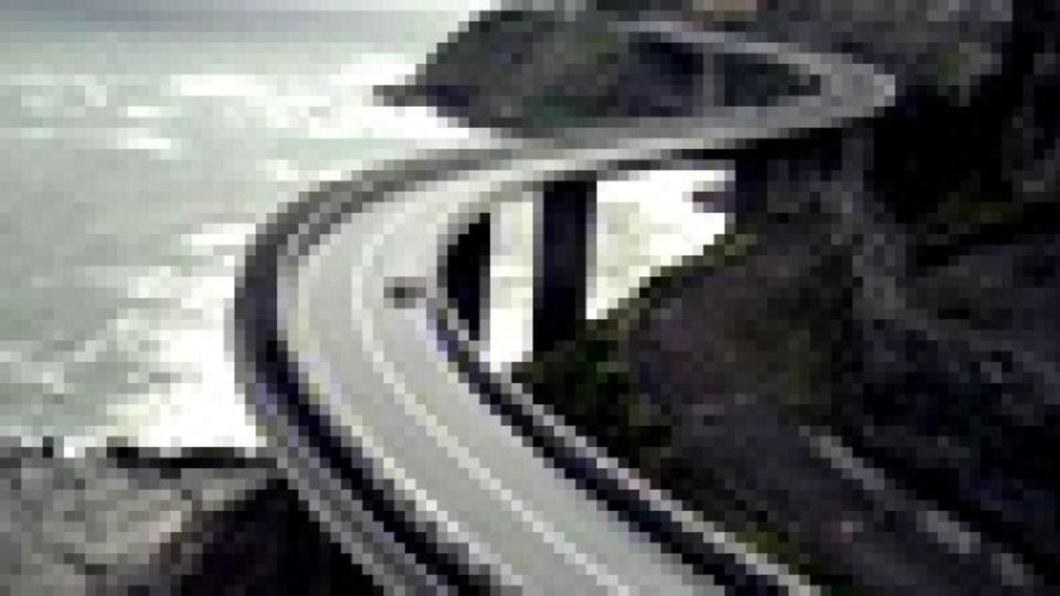 Ferrari puts 'Gong bridge on the map