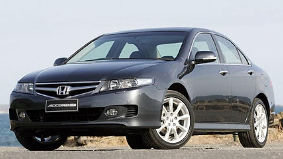 Honda Accord Euro