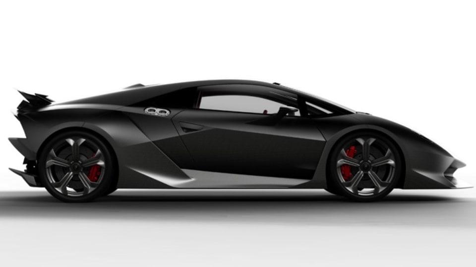 Lamborghini Sesto Elemento.