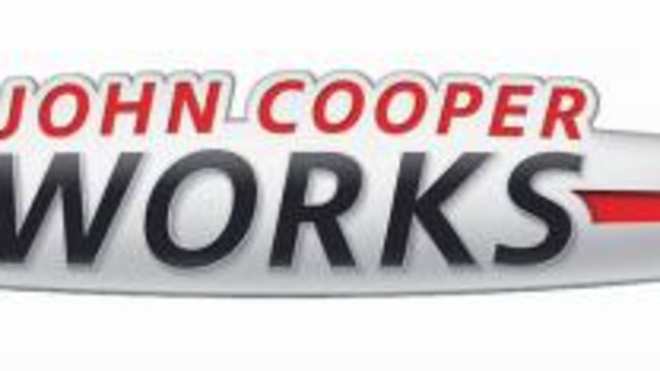 John Cooper Works brand relaunched with new logo