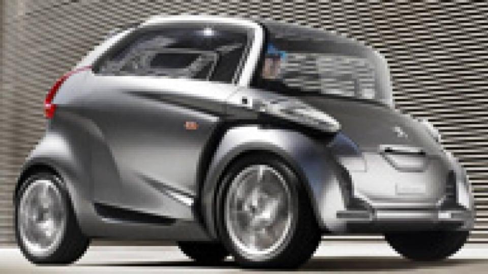 2009 Peugeot BB1 concept