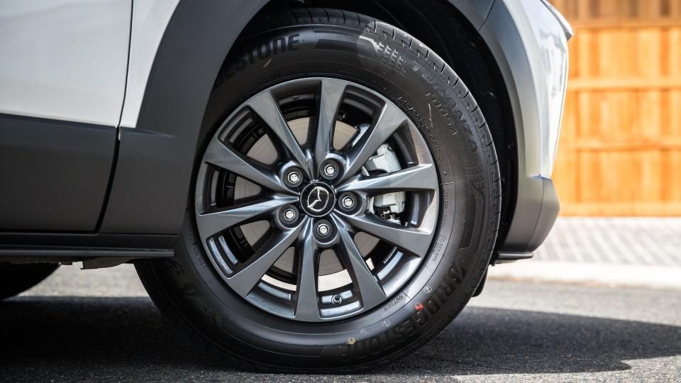 2020 Mazda CX-30 G20 Pure review-4