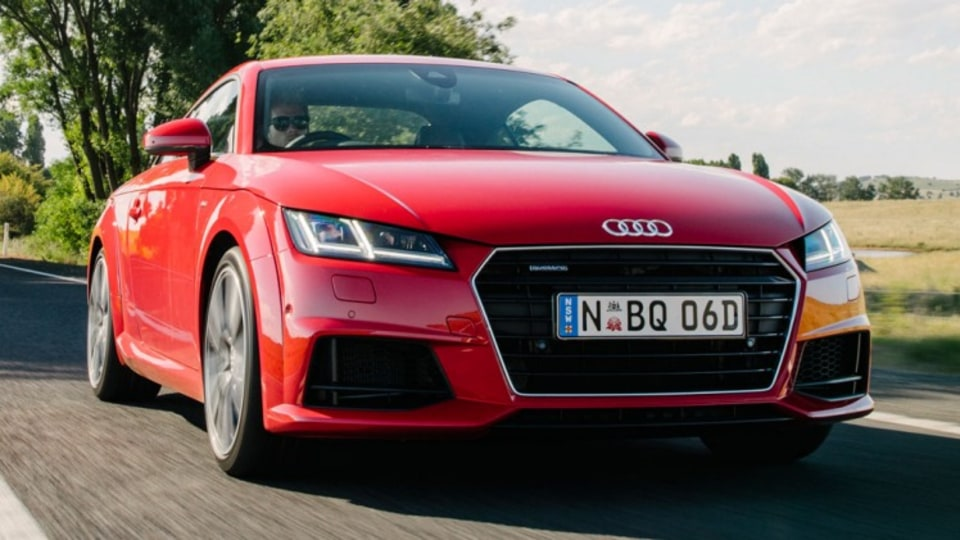 German brand's third-generation sporty TT coupe is a big step forward.