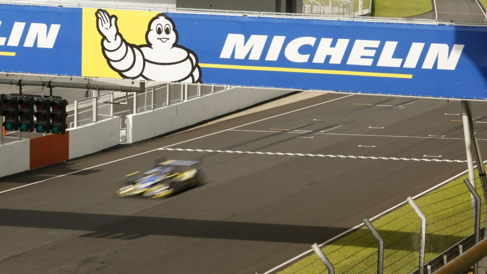 Michelin looks to hydrogen future to diversify business
