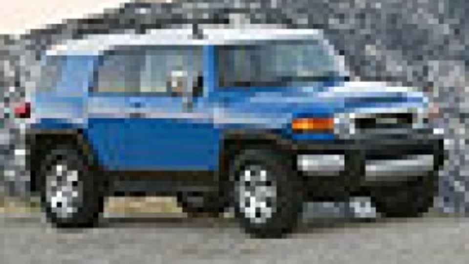 Toyota's Hummer heads for Oz