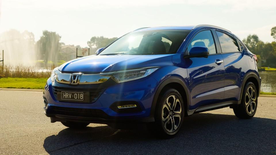 2020 Honda HR-V VTi-LX review