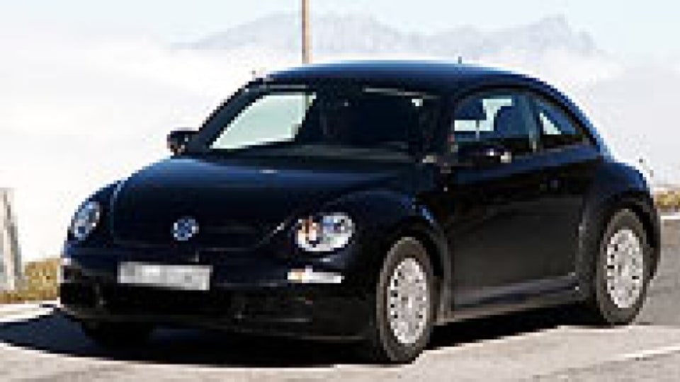 VW first look