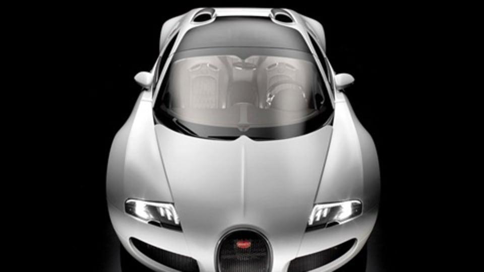 Bugatti Veyron 16.4 Grand Sport: Veyron Goes Topless