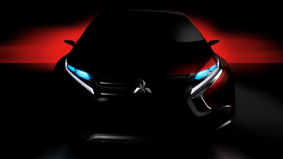 Mitsubishi Compact SUV Concept Bound For Geneva Motor Show