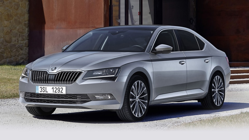 New Skoda Superb Revealed Ahead Of Australian Launch
