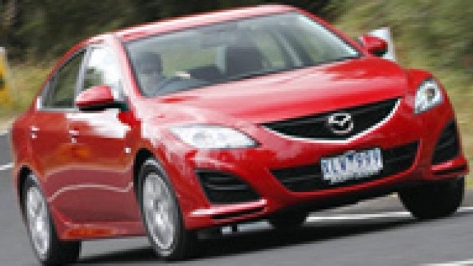 Updated Mazda6