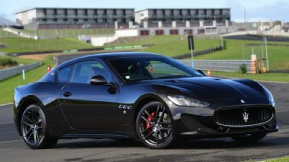 First drive review: Maserati GranTurismo MC Sportline