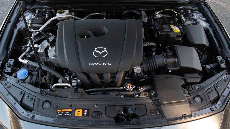 2019 Mazda 3 G20 Evolve hatch-4