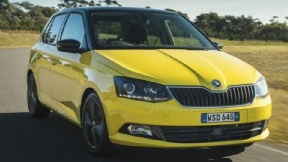 2015 Skoda Fabia first drive review